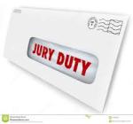 jury duty letter