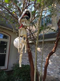 Halloween skinny