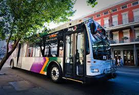 NOLA city bus
