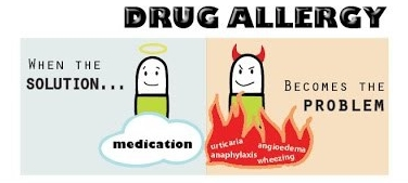 pill allergy