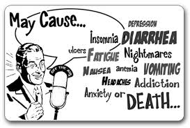 RX side effects