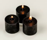 black candles